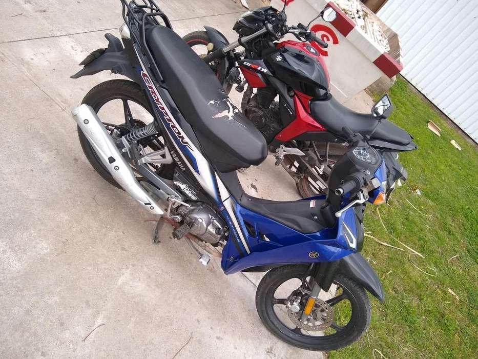 Yamaha Criptom 2012