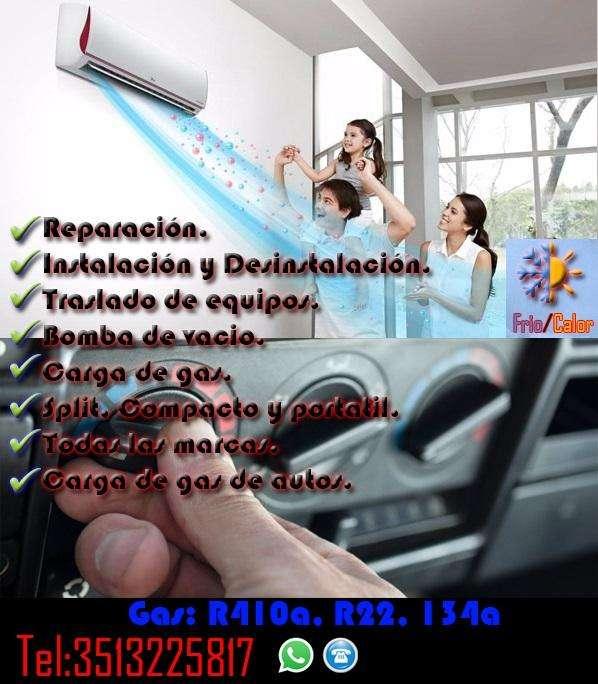 Tecnico Aire Acondicionado Auto/Casa