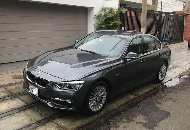 <strong>bmw</strong> 320i 2017 - 10800 km