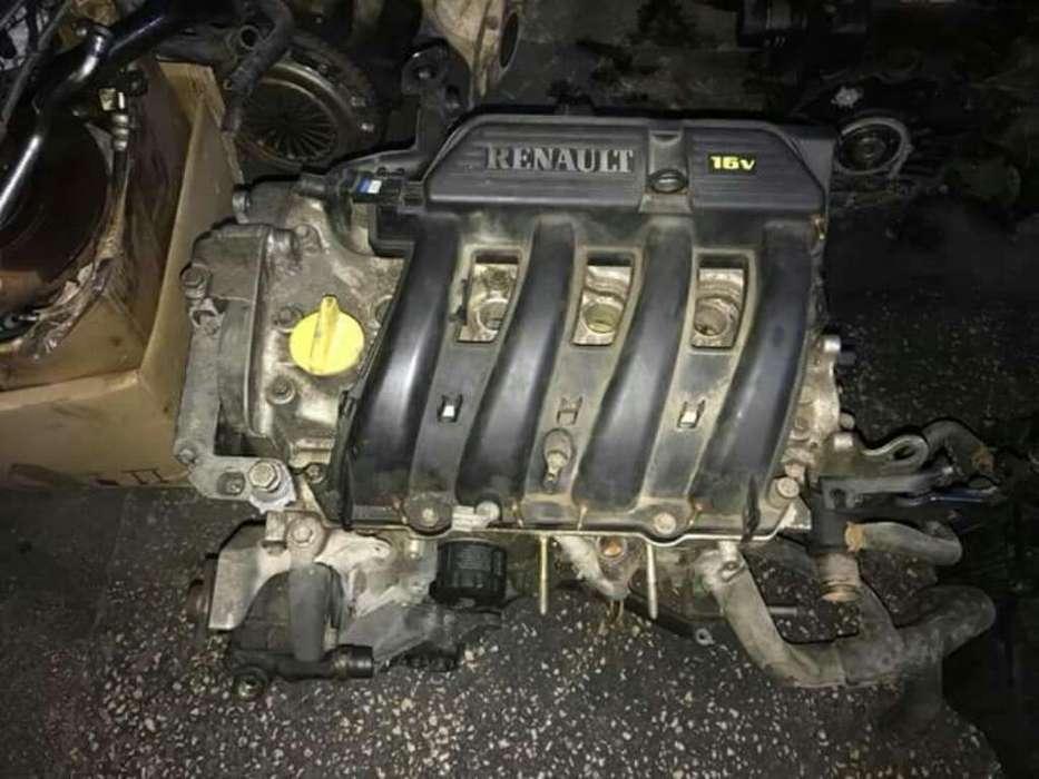 Motores Renault Megane duster