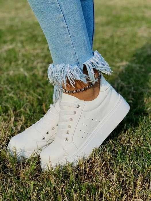 Zapatillas Nuevas en Caja Mujer