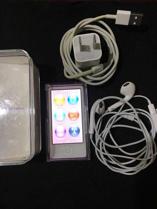 iPod de 16 Gb 7 Generacion Nano