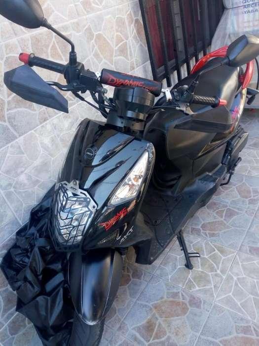 Motobakt Dinamic en Muy Buen Estado