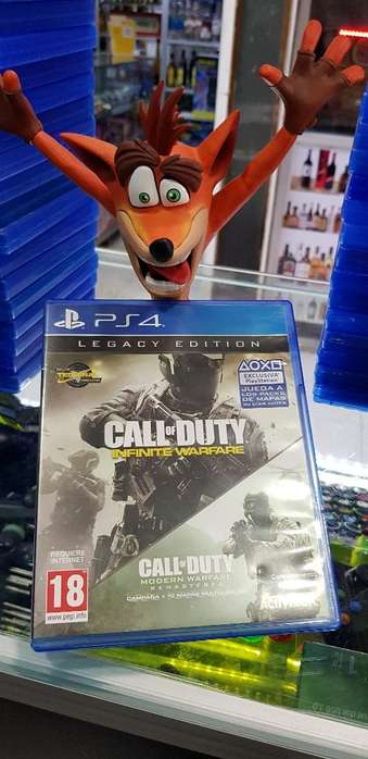 Cal Of Duty Infinity