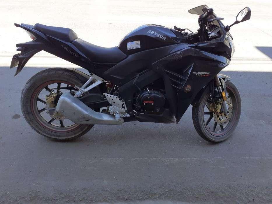Se Vende Moto Artsun 200