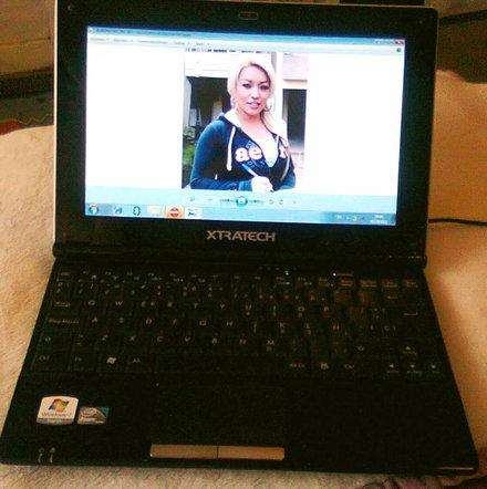 Notebook Xtratech PC91002H
