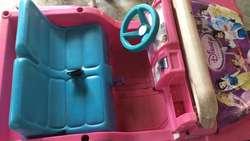 Jeep Power Wheels para Niñas