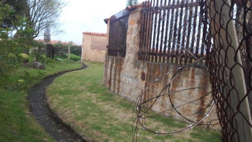 Vendo lote de 1.200 mts en Guarigua-Cajica 4552972