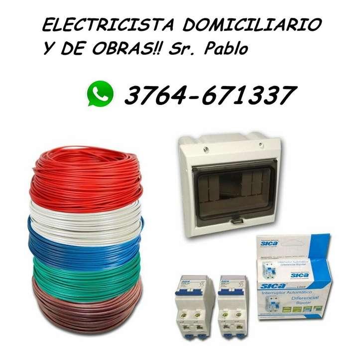 3764-671337 Electricista