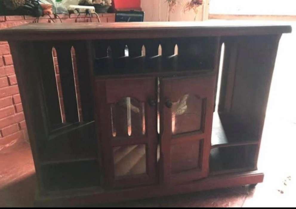 Mueble para Tv de Algarrobo