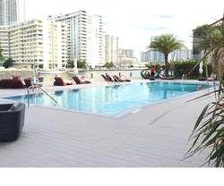 Dpto en Beachwalk Resort 2 camas de 2 plazas Queen Ubicación Hallandale Beach Boulevard 2602, Miami, Florida