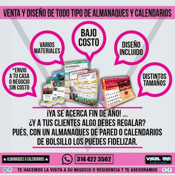 ALMANAQUES DE PARED WSP: 3144223502