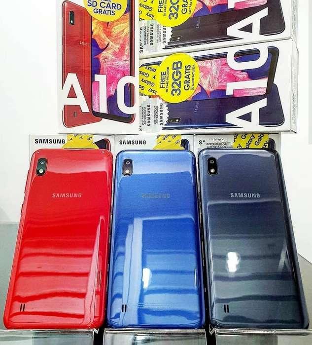 Samsung A10 Nuevos Sellados Garantía