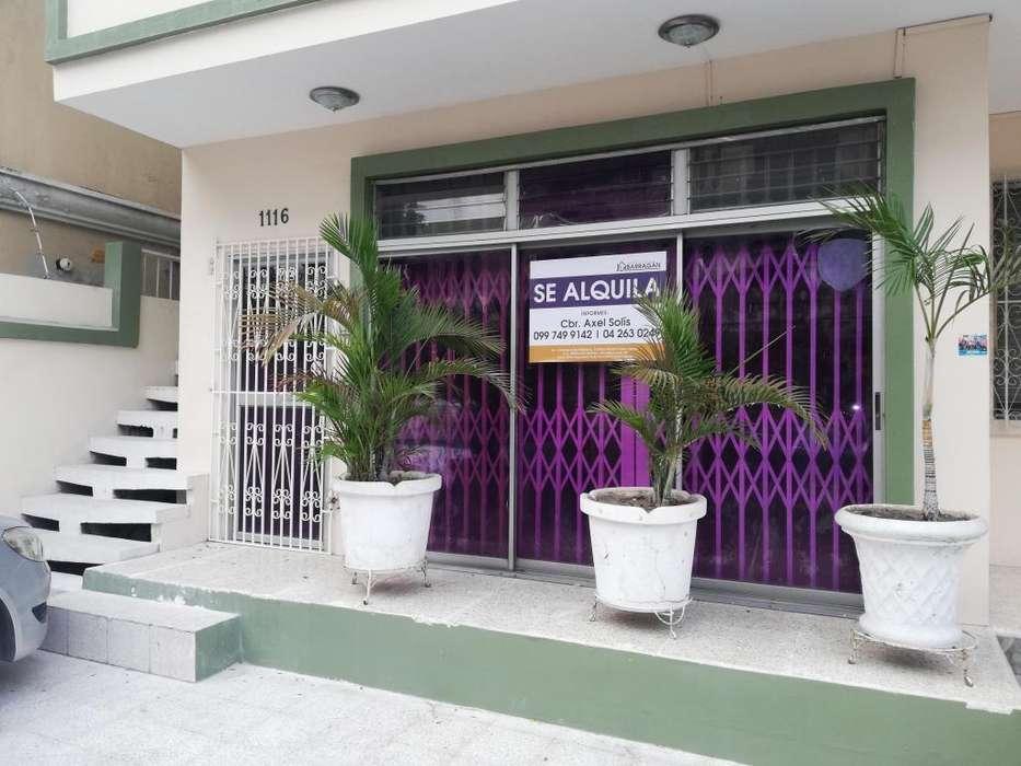 Se Alquila Local 60 m² en Urdesa Central