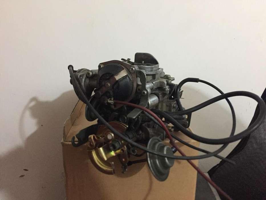 Carburador Toyota Land Cruiser Motor 22 R 2400