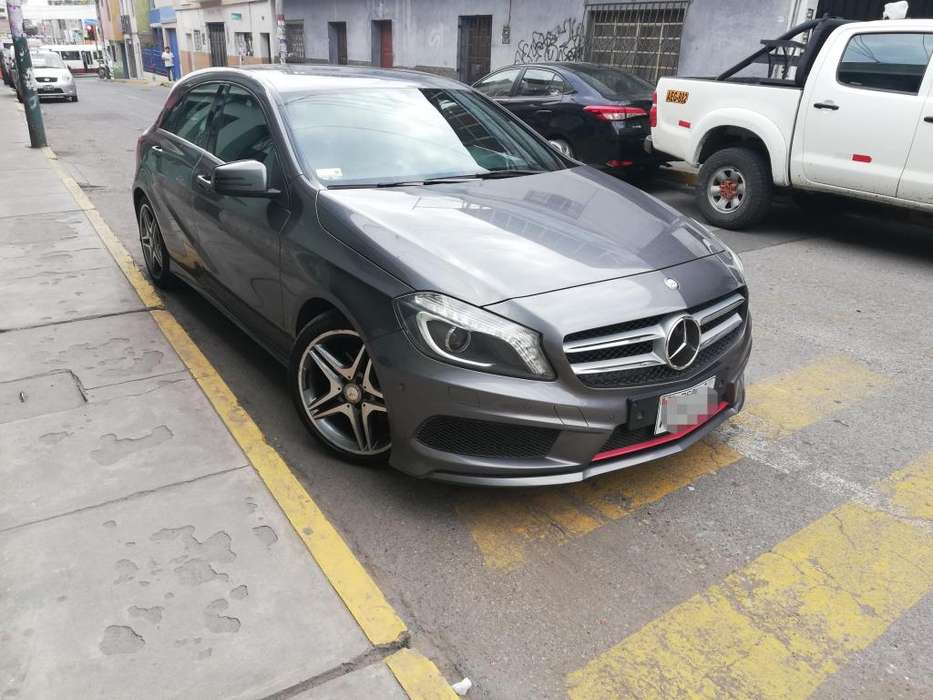 <strong>mercedes-benz</strong> A 2014 - 30000 km