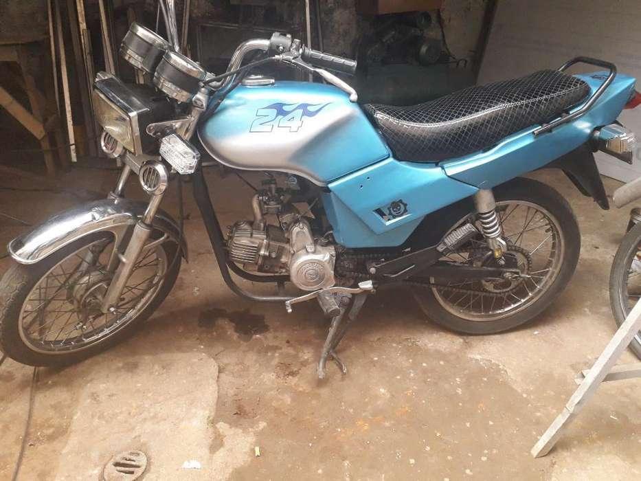 Moto 4tiempos 100cc
