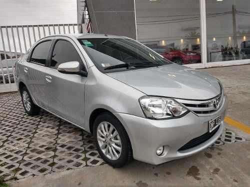 Toyota Etios 2015 - 16000 km