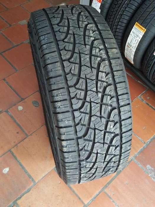 Llantas <strong>toyota</strong> 275/65r17 Pirelli Nuevas
