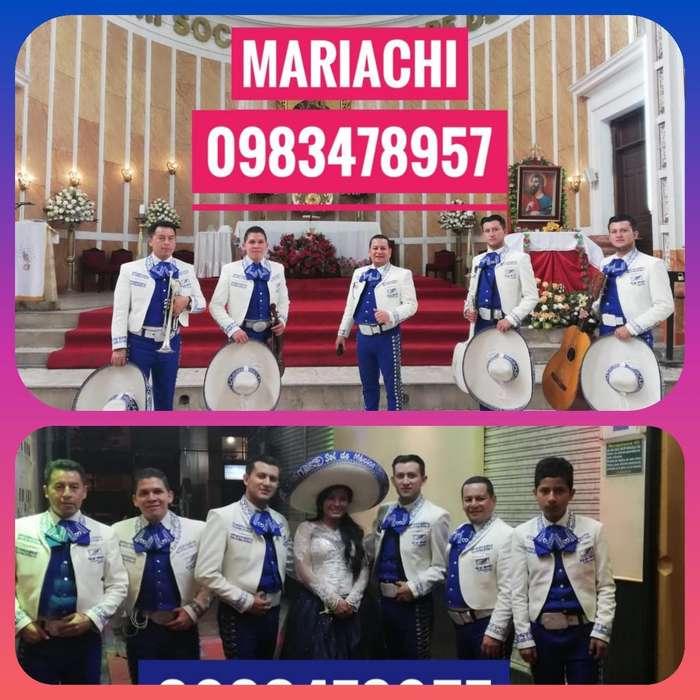 Mariachis Garantizado en Quito Y Valles