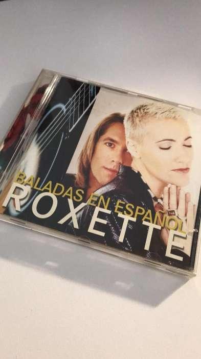 Roxette Cd Usado Original