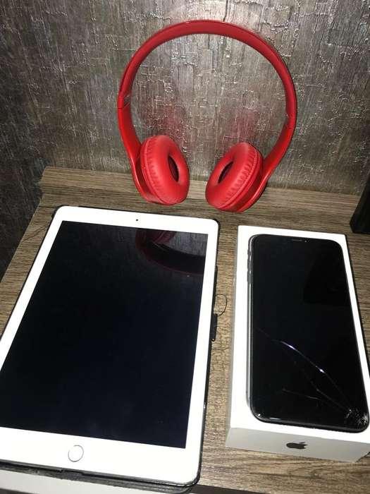 iPhone Xs Max , iPad Air ,Beats