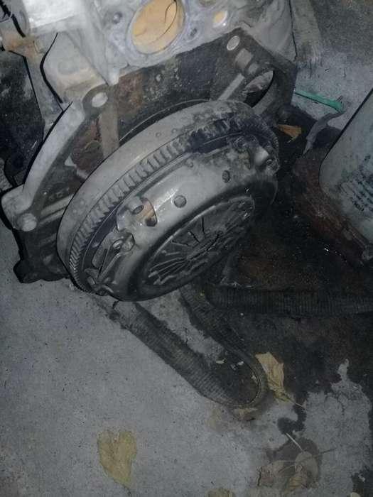 Motor de Fiat Siena 1.6 16v Completo