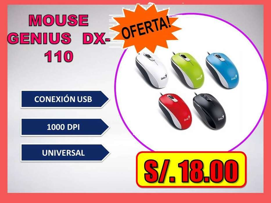 <strong>mouse</strong> GENIUS DX-110