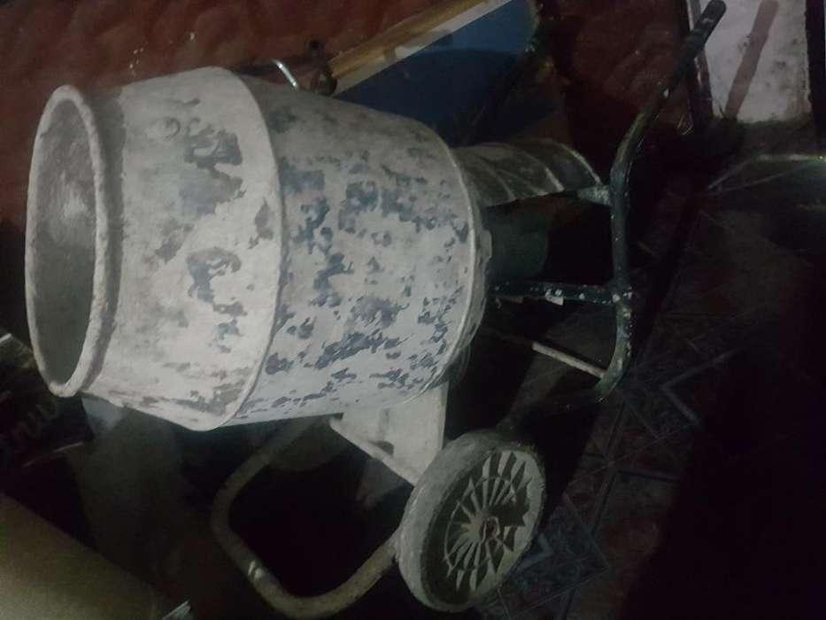 Trompo de Albañileria(poco Uso)