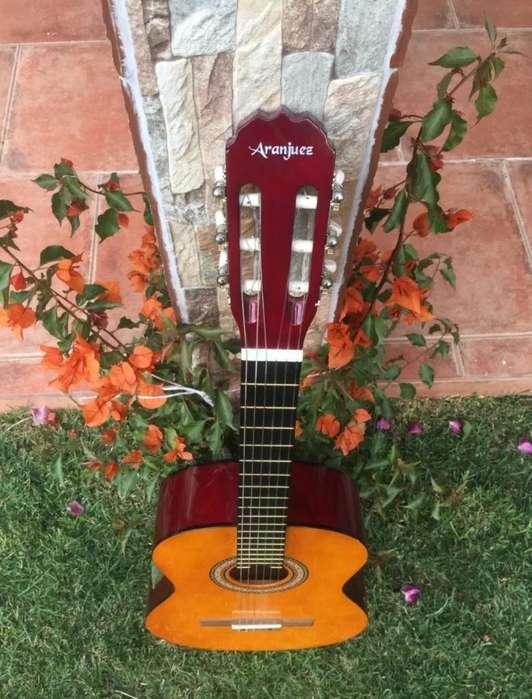 Guitarra Acústica Clásica Aranjuez