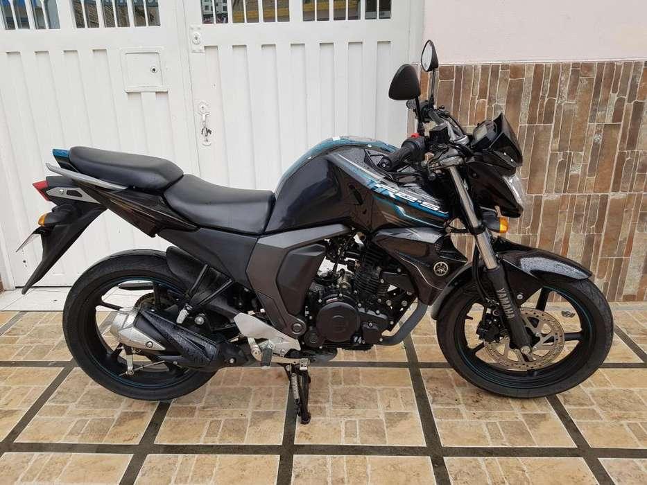 Yamaha Fz 2.0 Modelo 2019