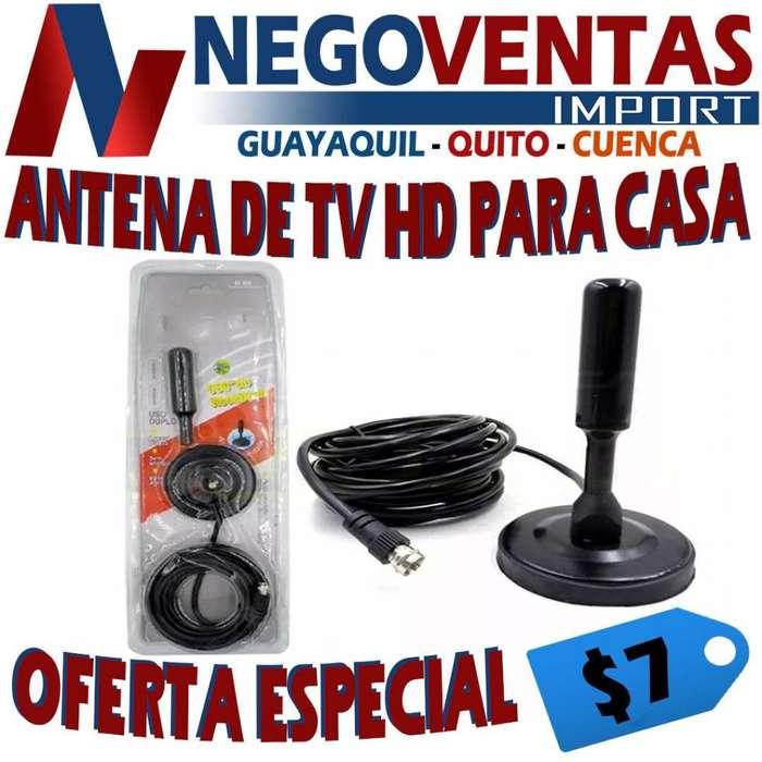 ANTENA DE TV PARA CASA DEFINICION HD