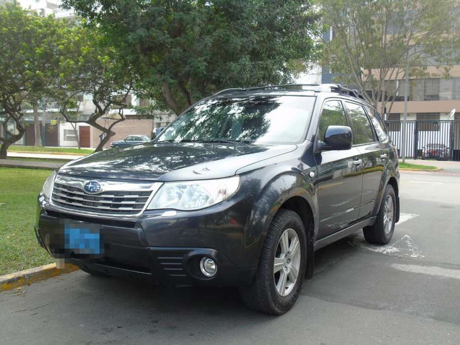 <strong>subaru</strong> Forester 2009 - 107000 km
