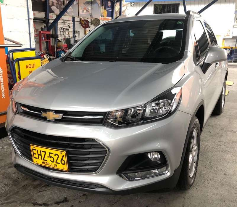 Chevrolet Tracker 2018 - 27500 km