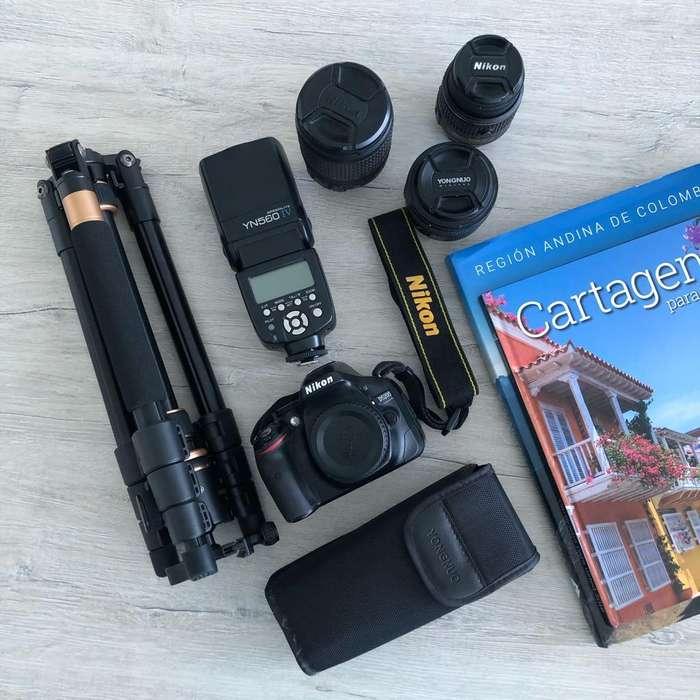 Kit de Fotografia a Excelente Precio