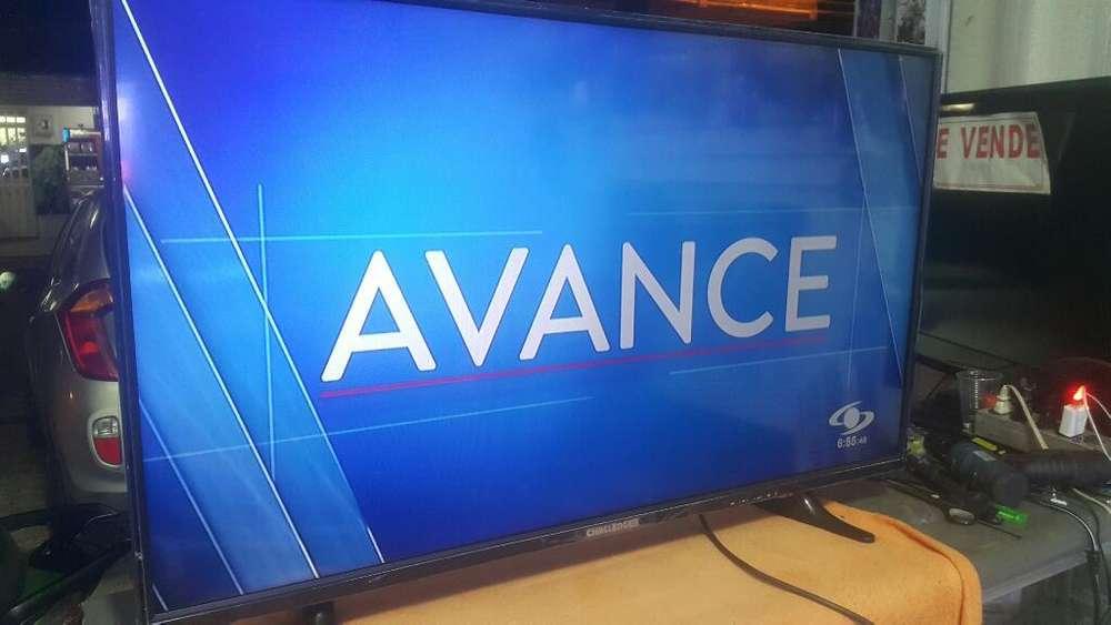 Vendo Tv Led Challenger 40 Pulgadas Tdt