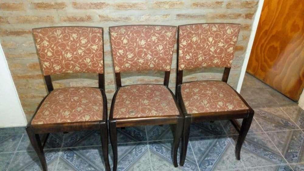 Se Venden 6 <strong>silla</strong>s,muy Buen Estado