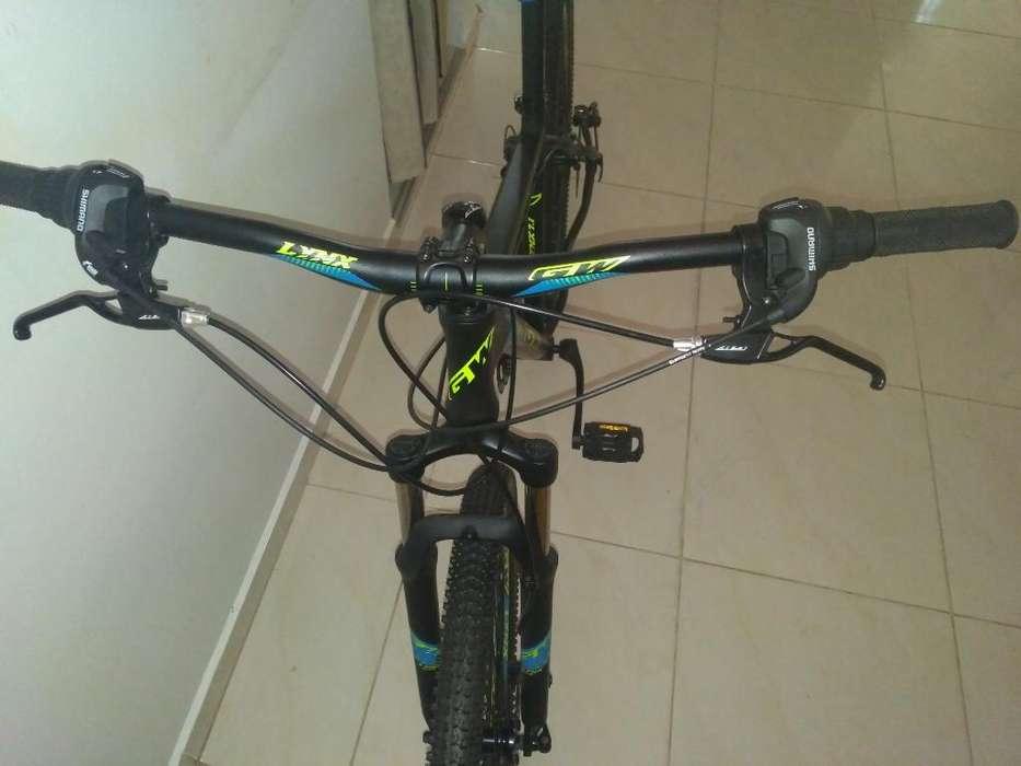 Vendo Bicicleta Gw Lynx