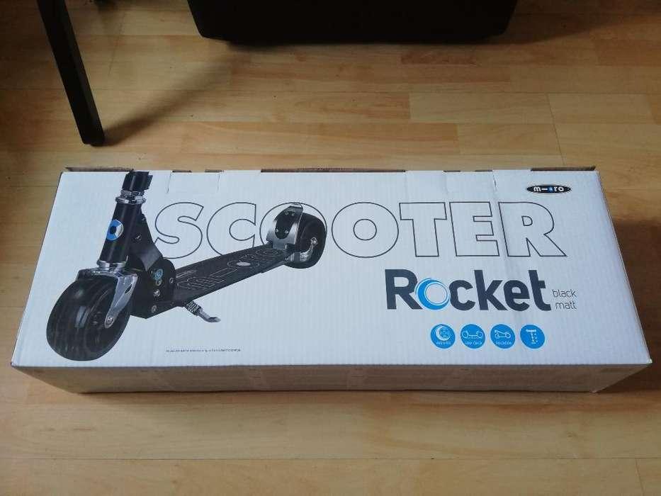 Scooter Micro Rocket Nuevo