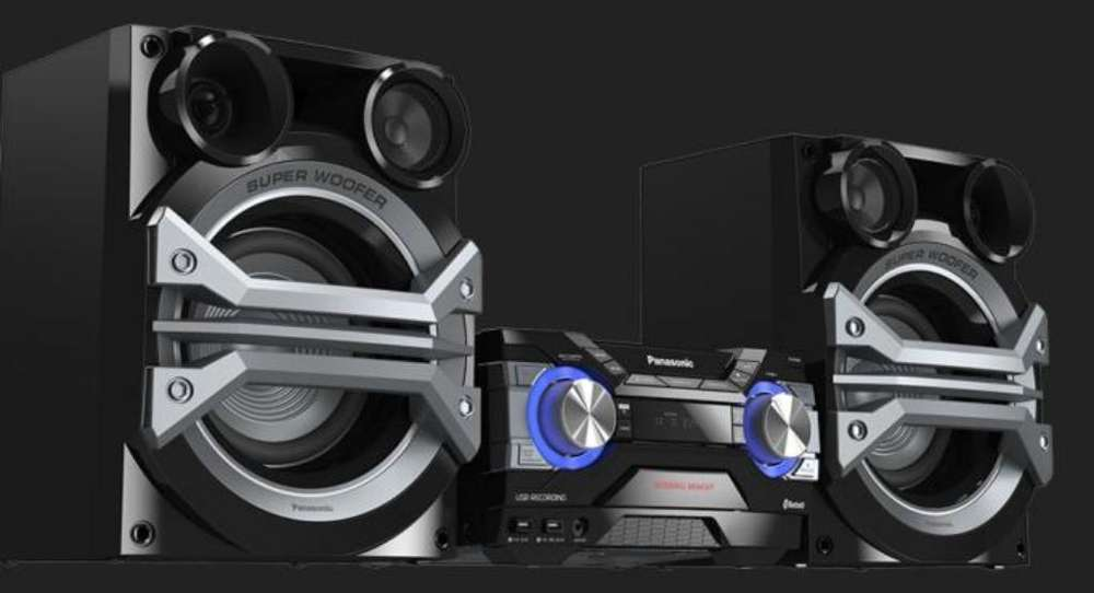 Equipo de Música Panasonic Akx600