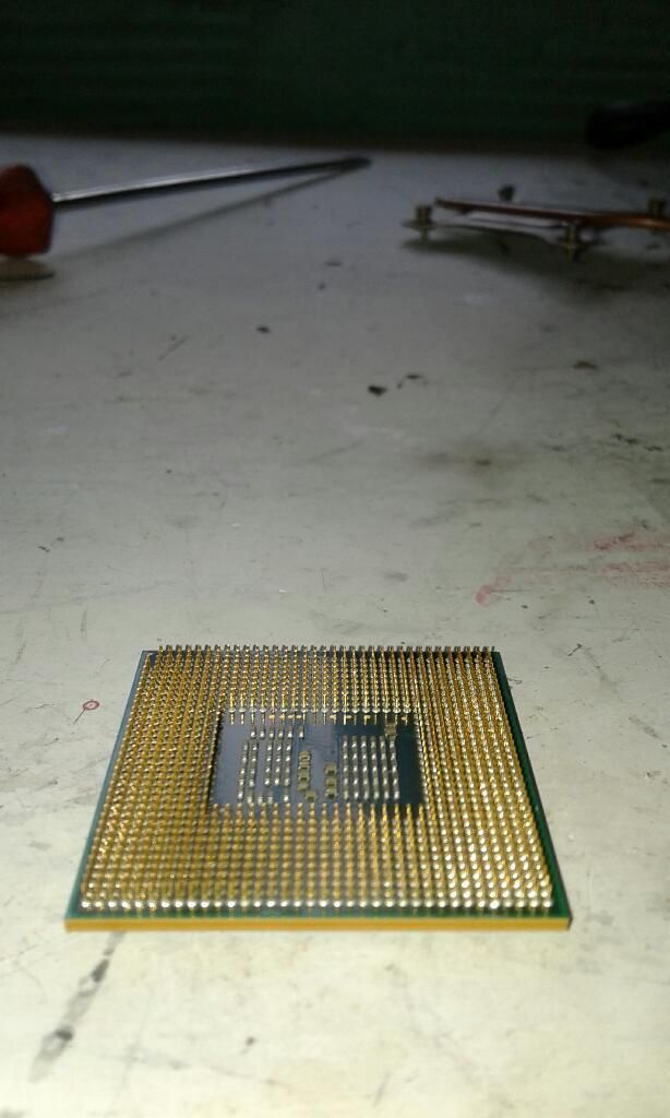Procesador (samsung Rv411 Portatil)