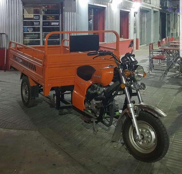 Motocargo Motomel 200 Caja Larga 1000 Km