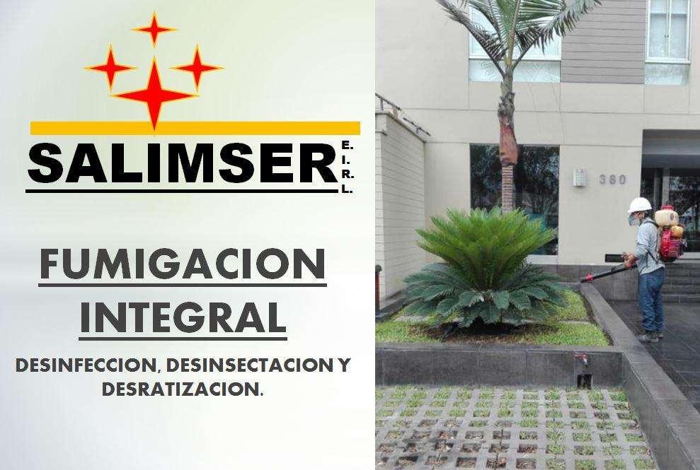 Fumigacion Integral Desinsectacion Desinfección Desratización