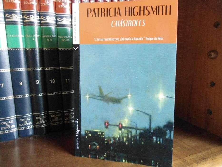 Patricia Highsmith: Catástrofes