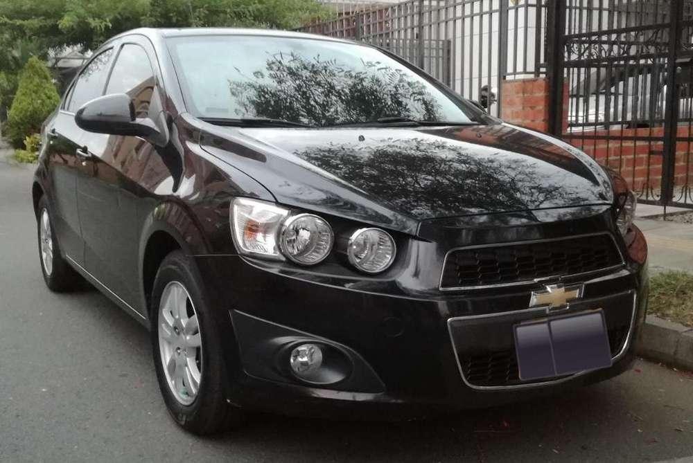 Chevrolet Sonic 2014 - 56000 km