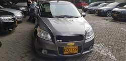 Chevrolet Aveo Gt Emotion 2012