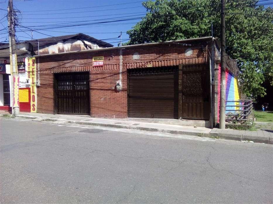 Lote comercial con locales en venta en Villavicencio Meta