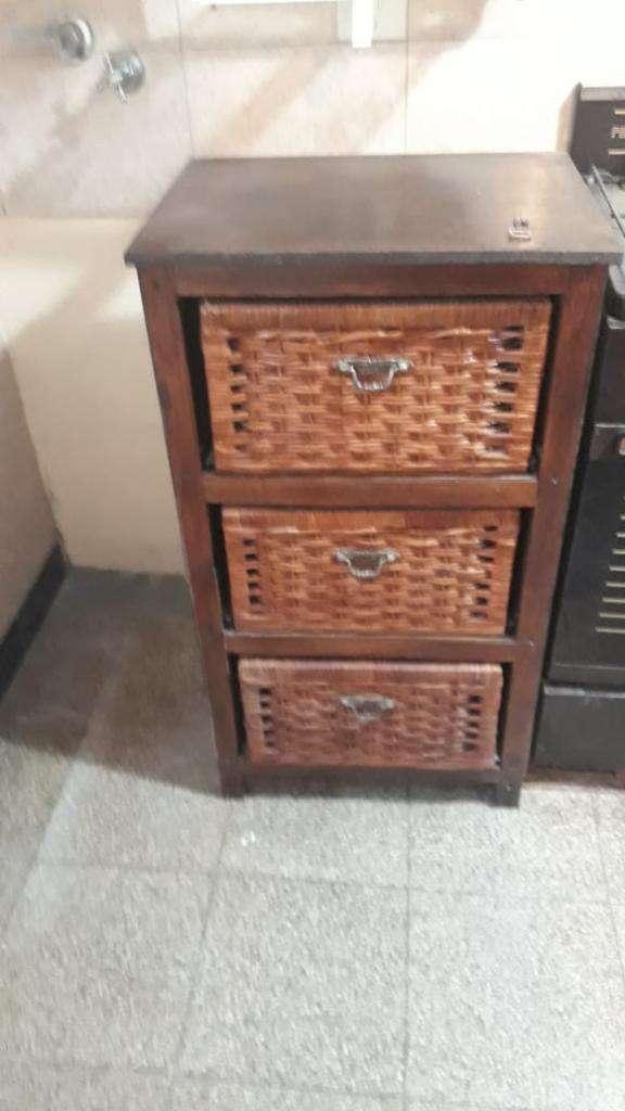 Mueble Rustico Vintage Hermoso