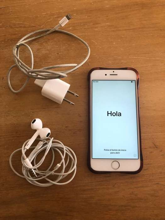 iPhone 6S 16 Gb Liberado Silver