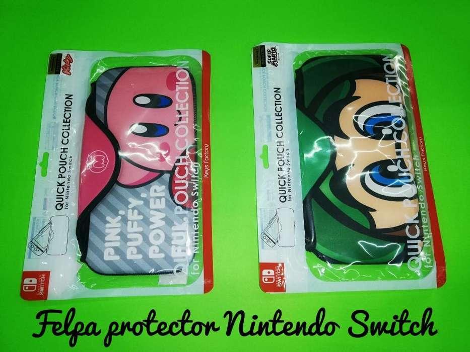 Felpa Nintendo Switch..